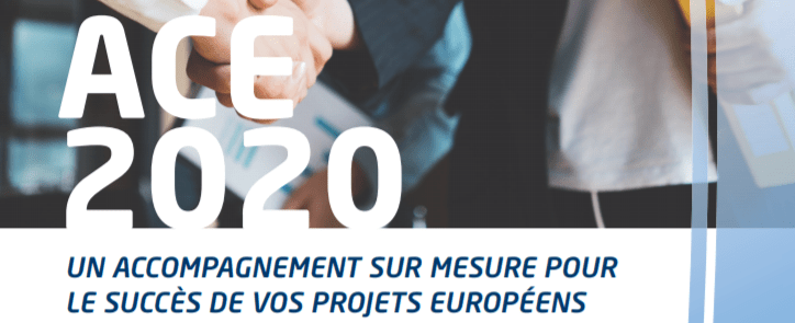 Dispositif régional Europe Ace2020