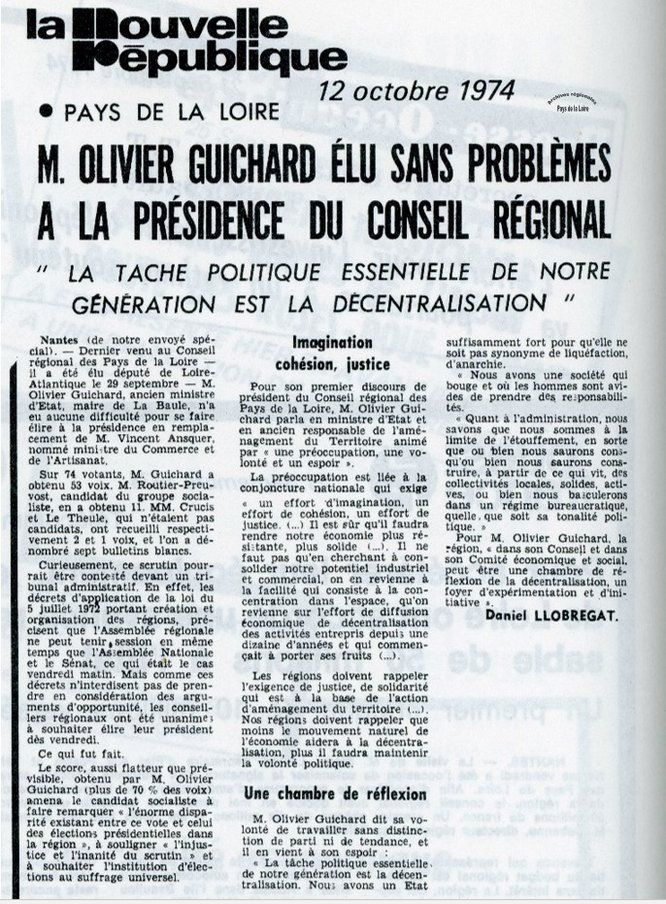 Article presse 12 octobre 1974