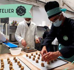 Pâtisserie solidaire anti-gaspillage SoliFoodWaste