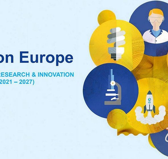 infographie Horizon Europe : the next EU research & innovation programme (2021-2027)
