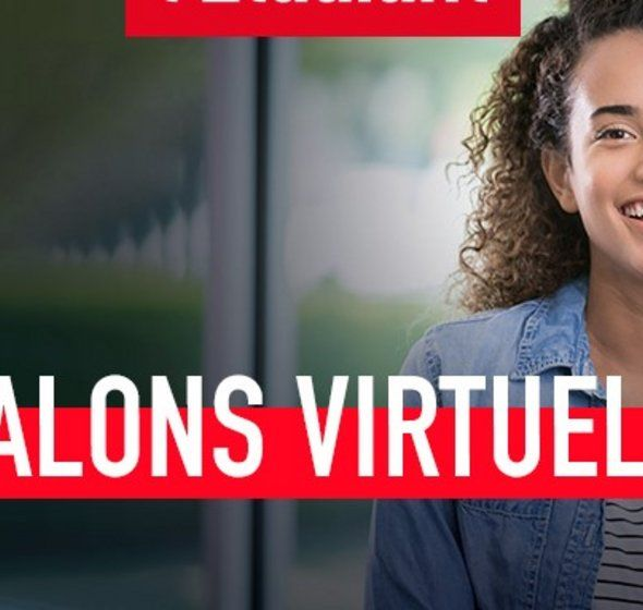 "texte ""Salons Virtuels"""